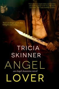 Angel Lover Cover Reveal